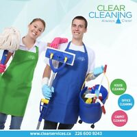 ClearCleaning™️  Cleaning Services