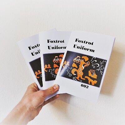 Foxtrot Uniform: Poetry Magazine