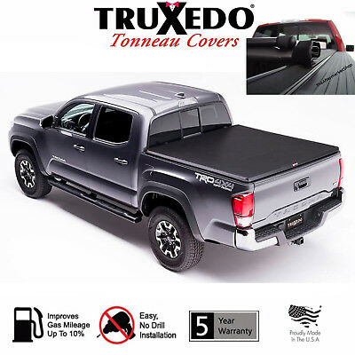TruXedo TruXport Roll Up Tonneau Cover 2005-2015 Toyota Tacoma 5FT Bed 255801 ()