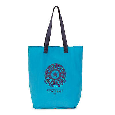 Kipling Hip Hurray Foldable Tote Bag
