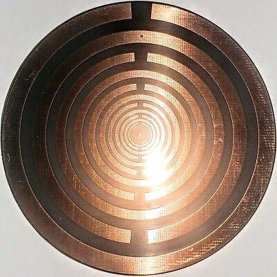 "MWO Lakhovsky Golden Ration 3"" Antenna Radionics Orgone Healing"