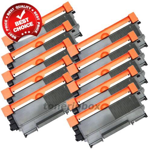 10 PK TN450 Toner Cartridge For Brother TN-420 450 Hl-2220