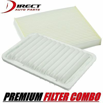 TOYOTA CABIN & AIR FILTER COMBO FOR TOYOTA CAMRY 2.5L ENGINE 2010 - 2016