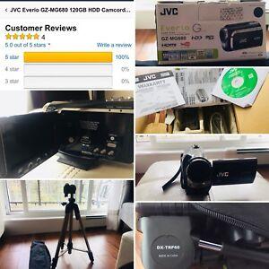 JVC Digital Video Recorder - Like New!