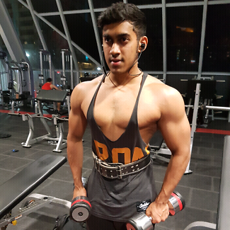 Personal Training with Harshil