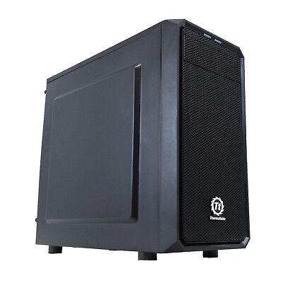 DTA PC AMD A10 Quad Core 8GB DDR4 1TB Custom Desktop Computer Gaming System