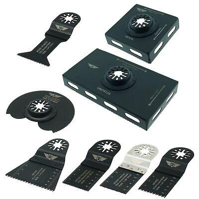 TopsTools Back Box Cutters 8pc Kit For Makita Milwaukee Worx Bosch Multi Tools Kit Box Cutters