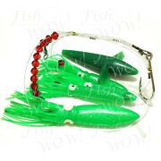 Squid Fishing Lures