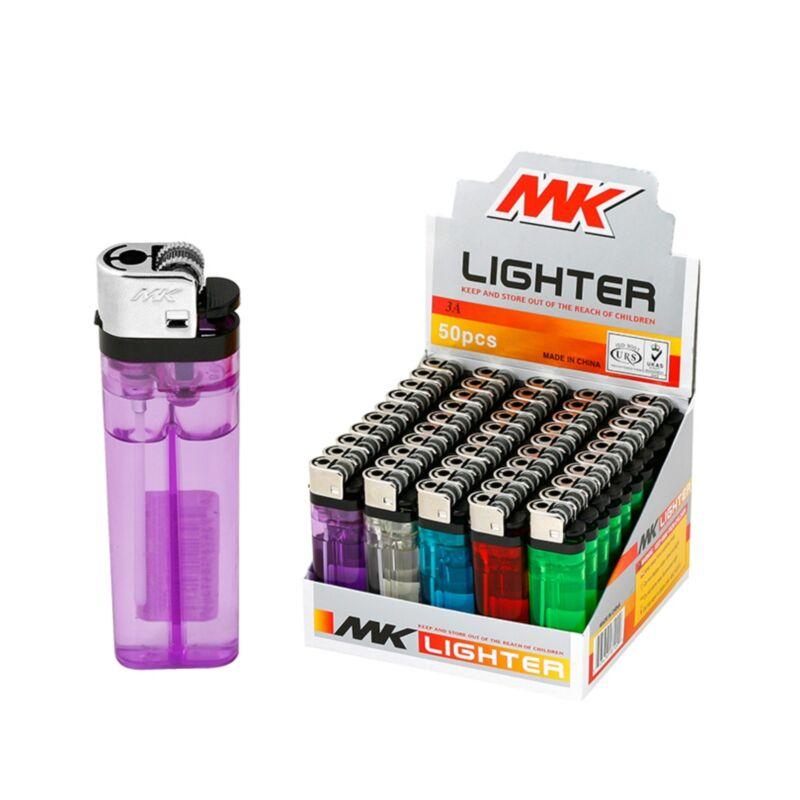 250 Wholesale Lot Resale Disposable Lighters Bulk Cigarette Lighters 250 PACK