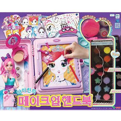 Secret Jouju Irene Drawing Makeup Handbook Toy for Children and Young Kids