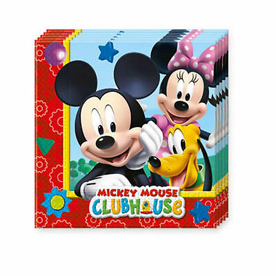 Party Mickey Mouse Clubhouse Girlande Geburtstag Platzkarten Tüten Disney