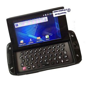 New Unlocked T-mobile Samsung Sidekick 4G T839 QWERTY Matte Black Phone