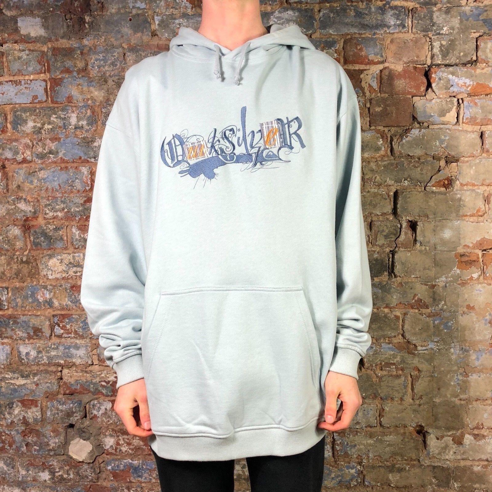 Quiksilver Vintage Gladiators Hoodie Hooded Sweatshirt Brand New in size M,L XL