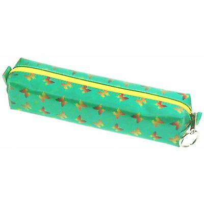 Color Changing Pencils (Lenticular Color-Changing Multicolor Butterfly Green Pencil Case)