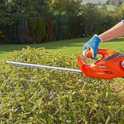 Brand new boxed Flymo EasiCut 460 Corded Electric 45cm Hedge Trimmer - 450W