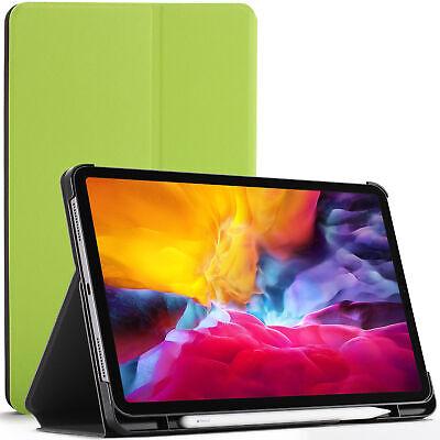 Apple iPad Pro 11 2020 Case, Cover, Stand, Smart Auto Sleep Wake - Green