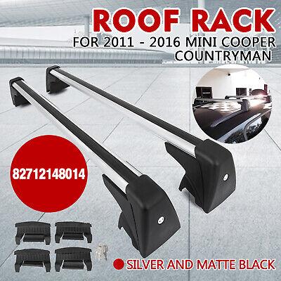 Roof Rack For Mini Cooper Countryman R60 2011-2016 Cross Bar Cargo Vehicle