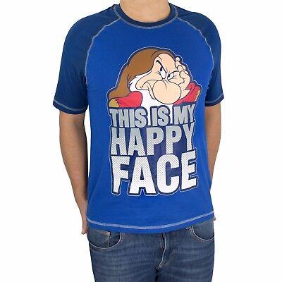 Disney T-shirts (Disney Grumpy T-shirt | Mens Grumpy Tshirt | Disney Tee | Mens Funny Top)