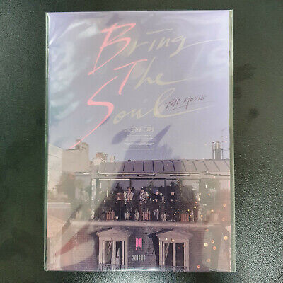 Official Postcard BTS Bring the Soul The Movie