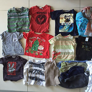 Bulk boys clothes size 0-1 SUMMER Southport Gold Coast City Preview