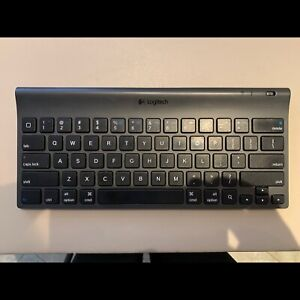 Logitech Portable Bluetooth Keyboard with case