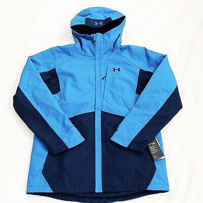 NWT Under Armour Navigate Ski & Snowboard Jacket Men's Size L 1315983-899 $200