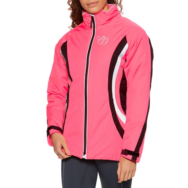 Equisafety Charlotte Dujardin Cadence Waterproof Unisex Safety Wear Reflective
