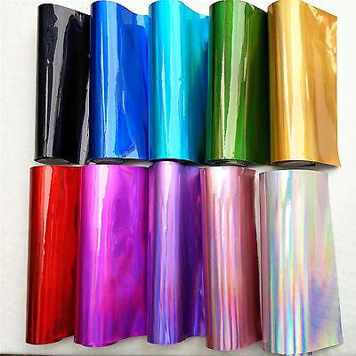 Hologramm Gespiegelten Kunstleder Leder Stoff Regenbogen Tasche Glitter - Hologramm Kostüm