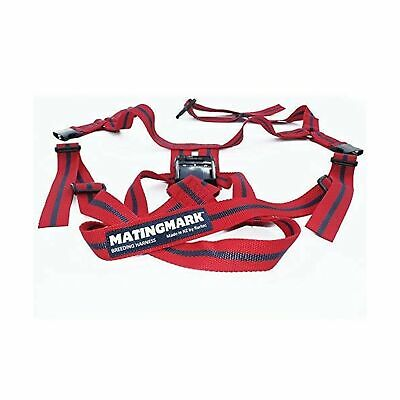 MATINGMARK Deluxe Breeding Harness for Sheep & Goats by Rurtec, Made in NZ - ...
