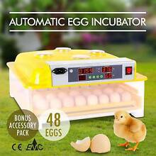 48 Egg Incubator Fully Automatic Digital LED Turning Chicken Duck Sydney City Inner Sydney Preview