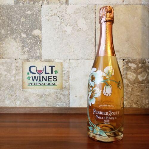 WE 94 pts! 2010 Perrier Jouet Belle Epoque Fleur de Champagne Rose wine