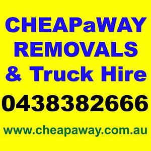 REMOVALIST TRUCK HIRE + 2 MEN | Furniture Removals | Moving Ipswich Ipswich City Preview