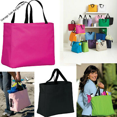 Carryall Tote Bag Teacher Student Crafts Knitting Beach Bridesmaid  18 - Teacher Tote Bags