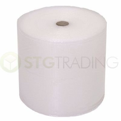 500mm x 100M ROLL OF QUALITY BUBBLE WRAP 100 METRES
