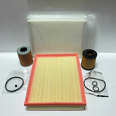 VAUXHALL ASTRA H MK5 1.7 CDTI SERVICE KIT OIL AIR FUEL CABIN FILTERS 2004 - 2010
