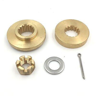 Propeller Hardware Kits Thrust Washer/Spacer/Nut for Yamaha 100-130HP