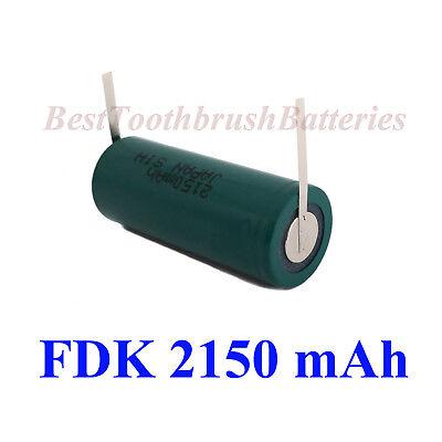 Sonicare Elite - Sonicare Elite Toothbrush Replacement Repair Battery, FDK NiMH 2150 mAh