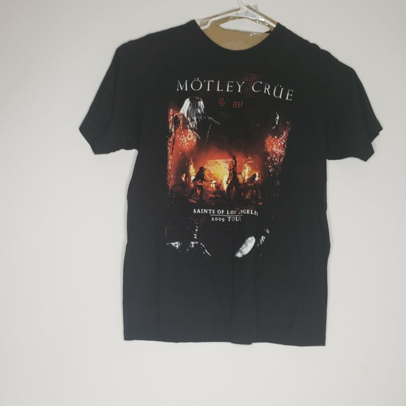Motley Crue 2008 Your Shirt 2 Sided Mens Size  XL 2 Sided