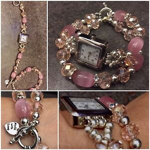 Made with Love Creations - Bracelet Watch