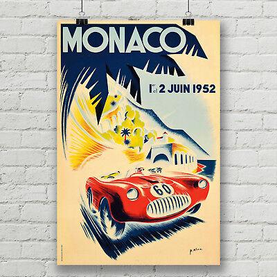 Vintage 1931 Swiss Grand Prix Motor racing  Poster A3//A2//A1 Print