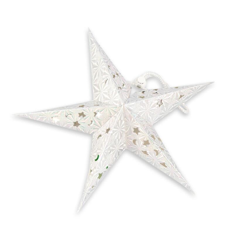 Paper star lantern ebay for Paper star lamp