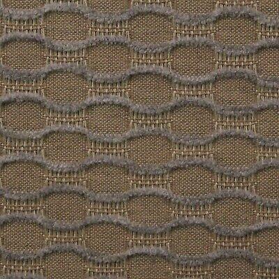 Ballard Designs Dimple Birch Sunbrella Geometric Chenille Fabric By Yard 54 W