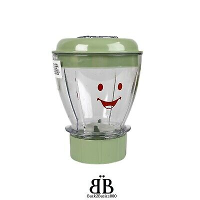 """Baby Bullet Blender DIY Food maker System Replacement Part Large Blender Cup 7"""""""