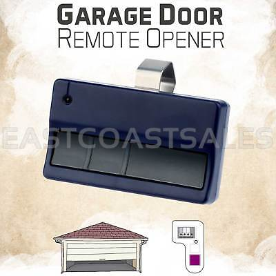 For Chamberlain 371LM 373LM 374LM 3 Button Garage Door Opener Remote 315MHz
