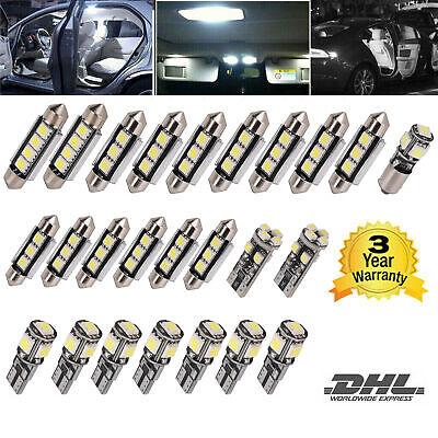 26× SMD LED Innenraumbeleuchtung Standlicht Für Mercedes W211 S211 Xenon Canbus
