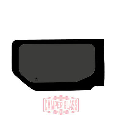 Vauxhall Vivaro Passenger Side Fixed Privacy window, Vivaro Side Window, Vivaro