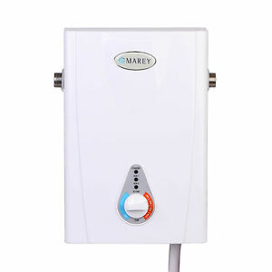 marey electric medium house instant on demand tankless water heater 3 gpm ebay. Black Bedroom Furniture Sets. Home Design Ideas