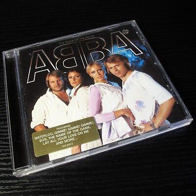 ABBA - The Name of The Game 2002 EU CD Very Good+ #25-1