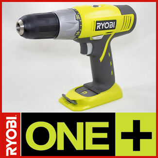 NEW RYOBI 18V ONE CORDLESS DRILL DRIVER SKIN ONLY P271 St Leonards Willoughby Area Preview