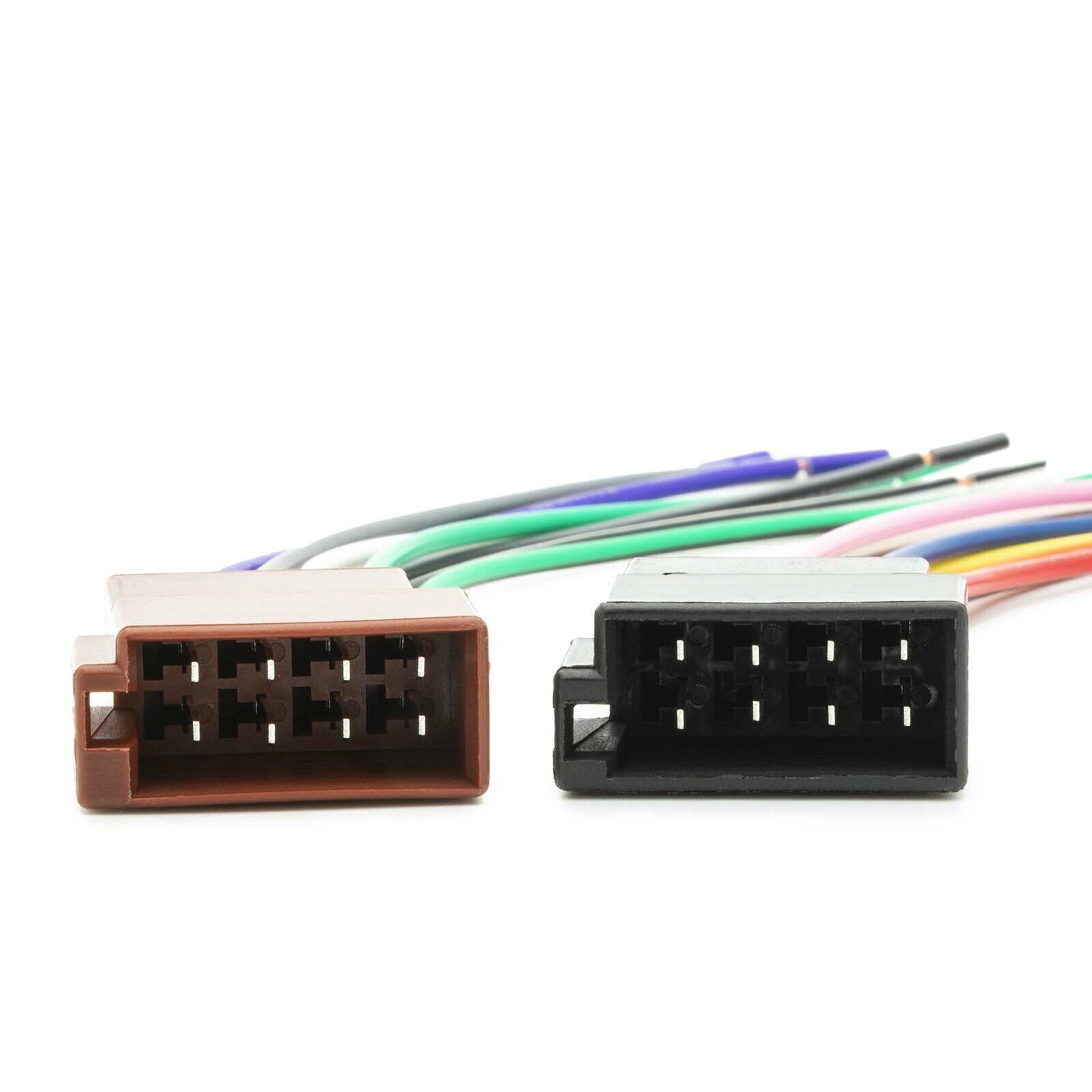 Autorradio-adaptador ISO a din ford Alt 5-pol conexión eléctrica